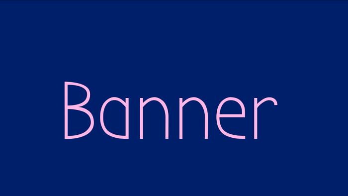 网站banner的设计技巧分享