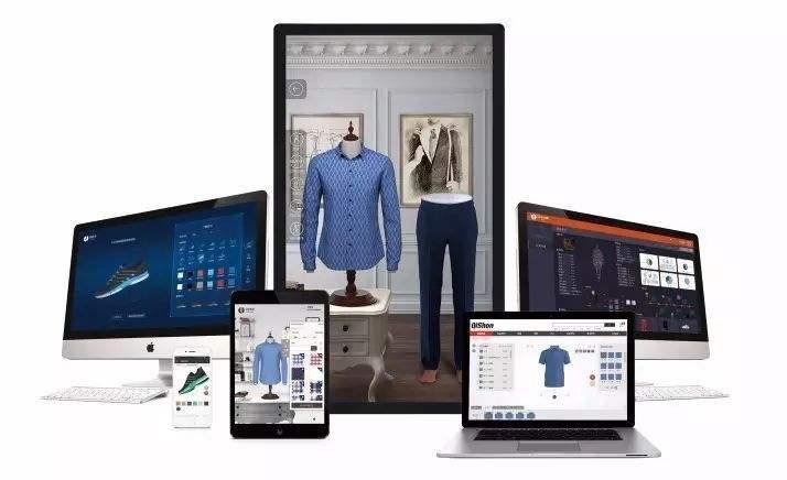 服装服饰行业网站建设解决方案