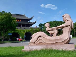 曲阳汉博雕塑