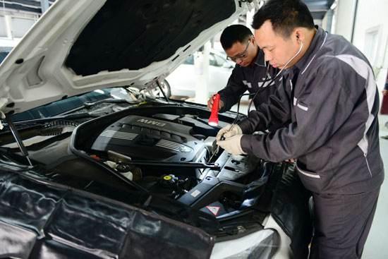 汽车维修微信小程序开发可以快速解决商家和客户的痛点