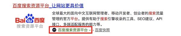百度搜索列表取消ico品牌曝光显示