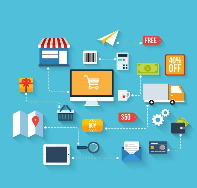 电子商务网站移动管理系统微信手机商城开发